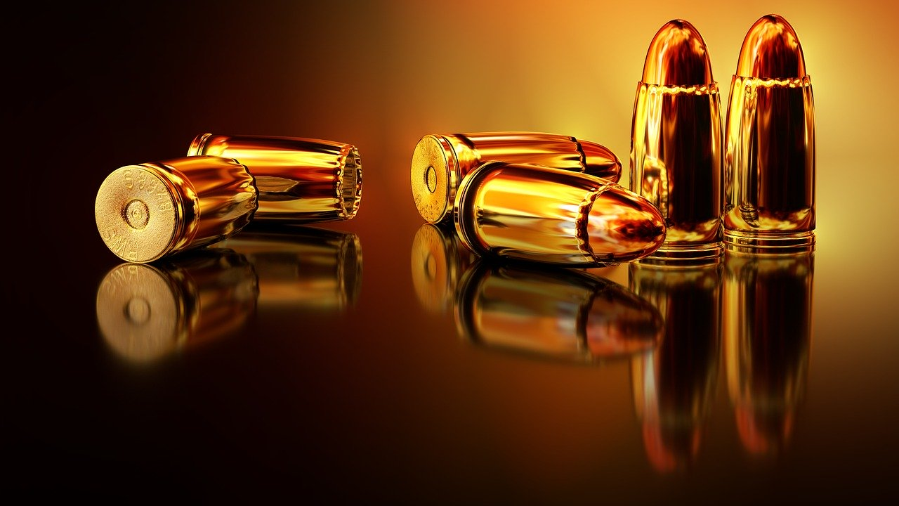 cartridges, weapon, war