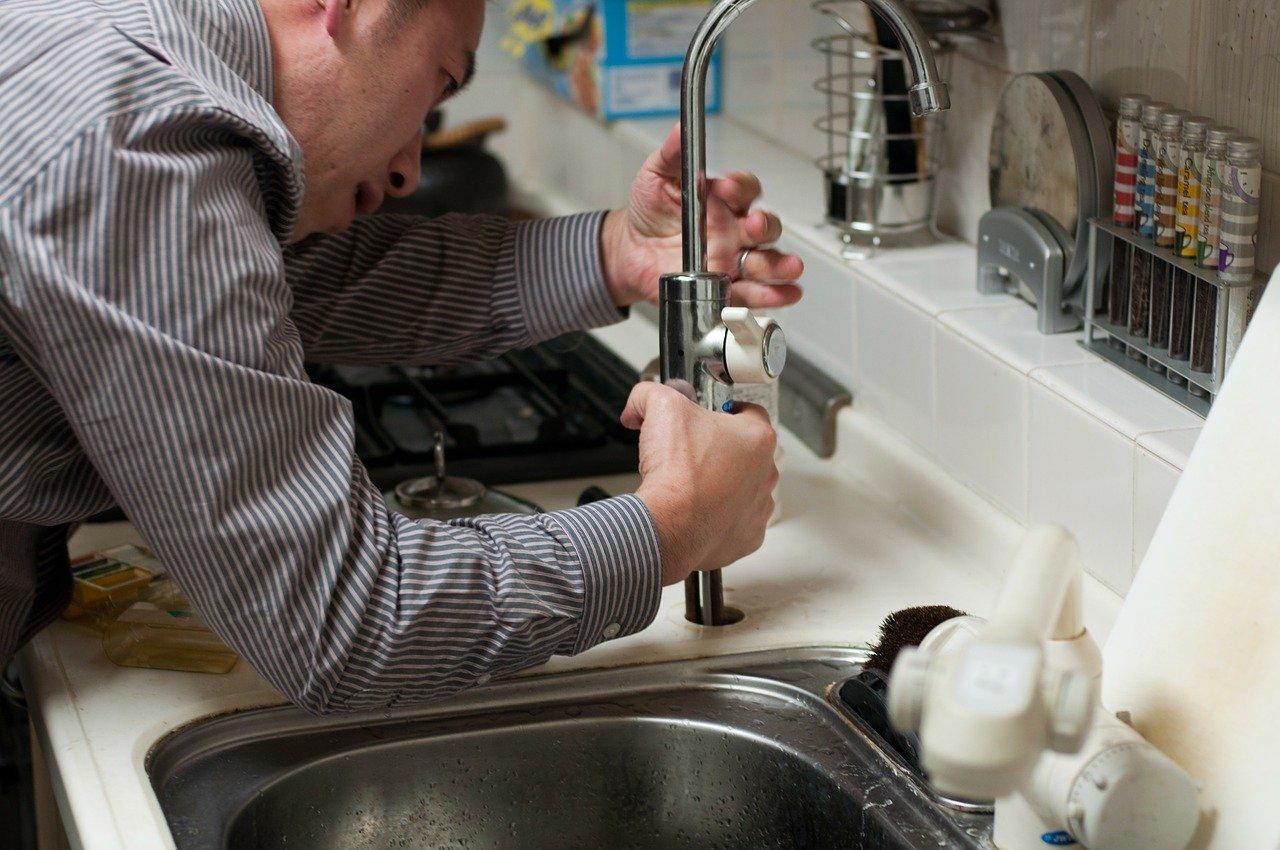plumber, handyman, repair