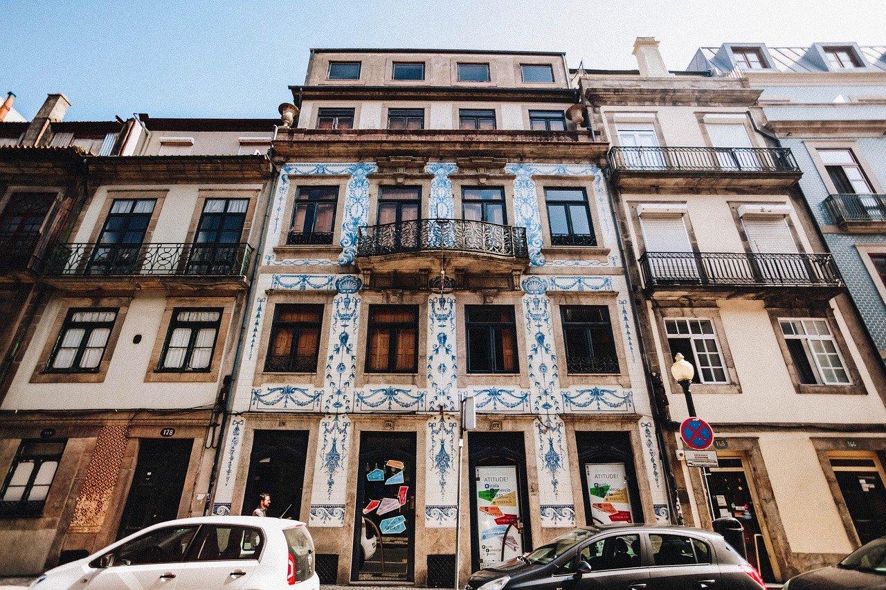 portugal, porto, building
