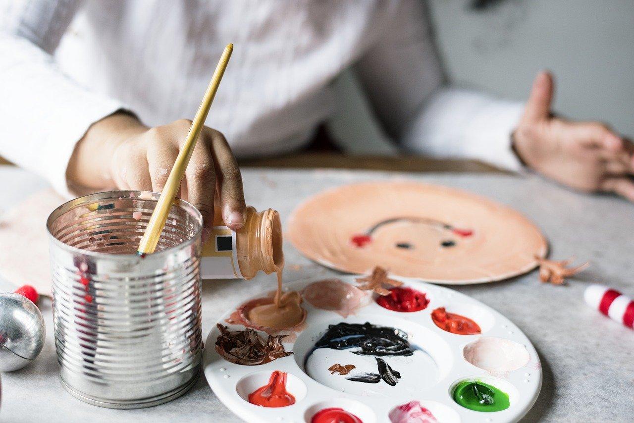 artist, painter, colors