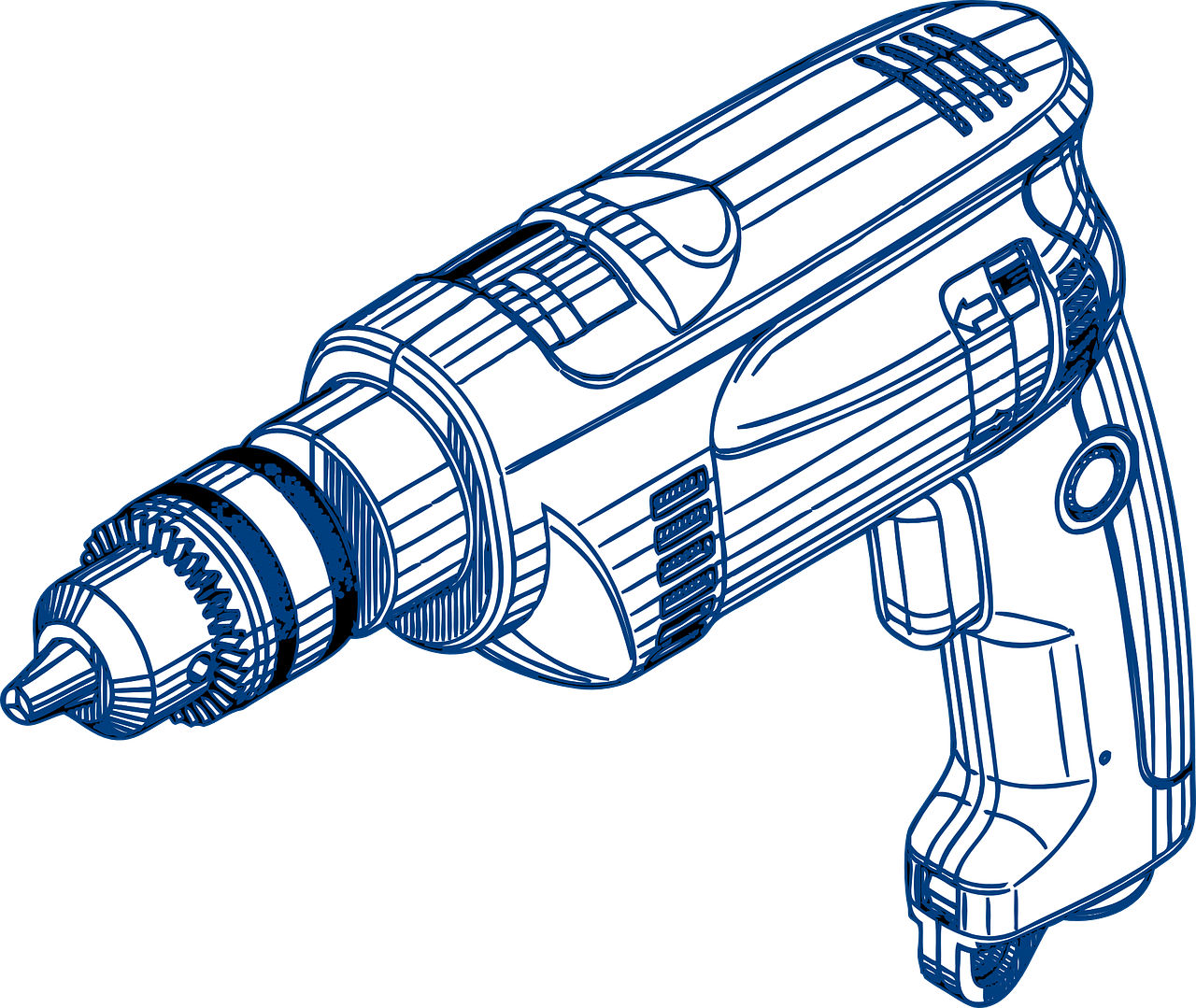 drill, electric, tool