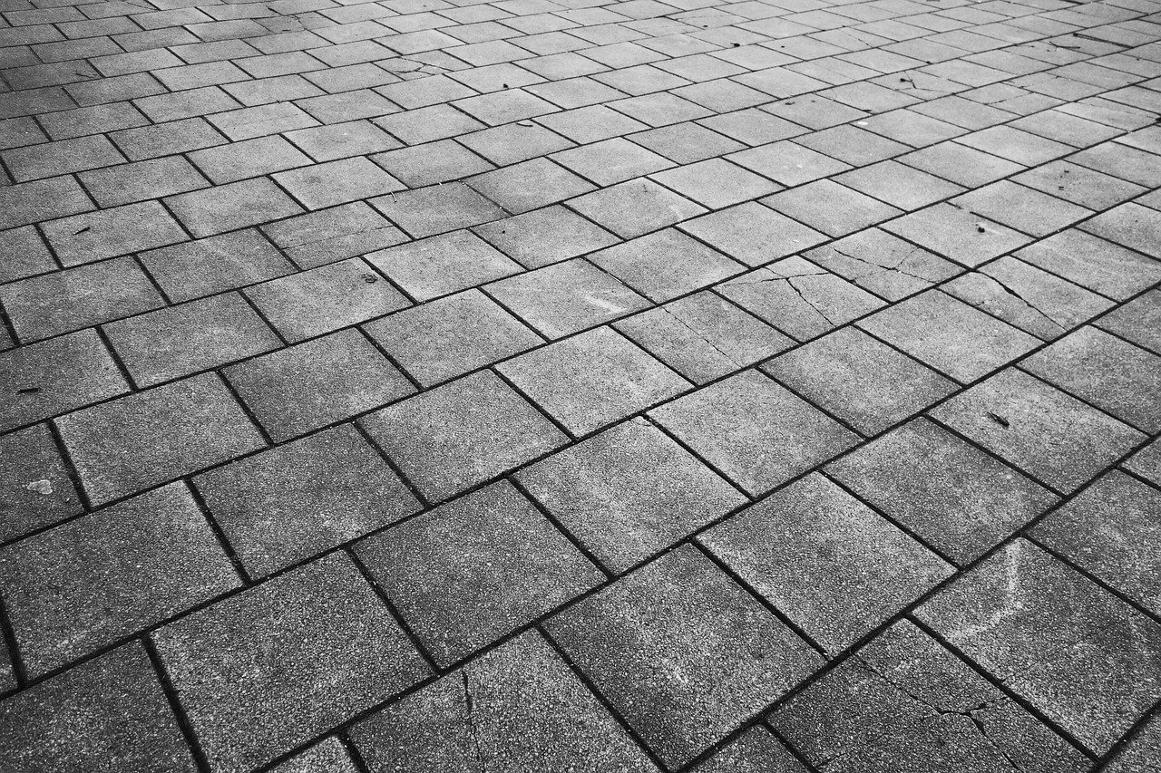 pavement, paving, sidewalk