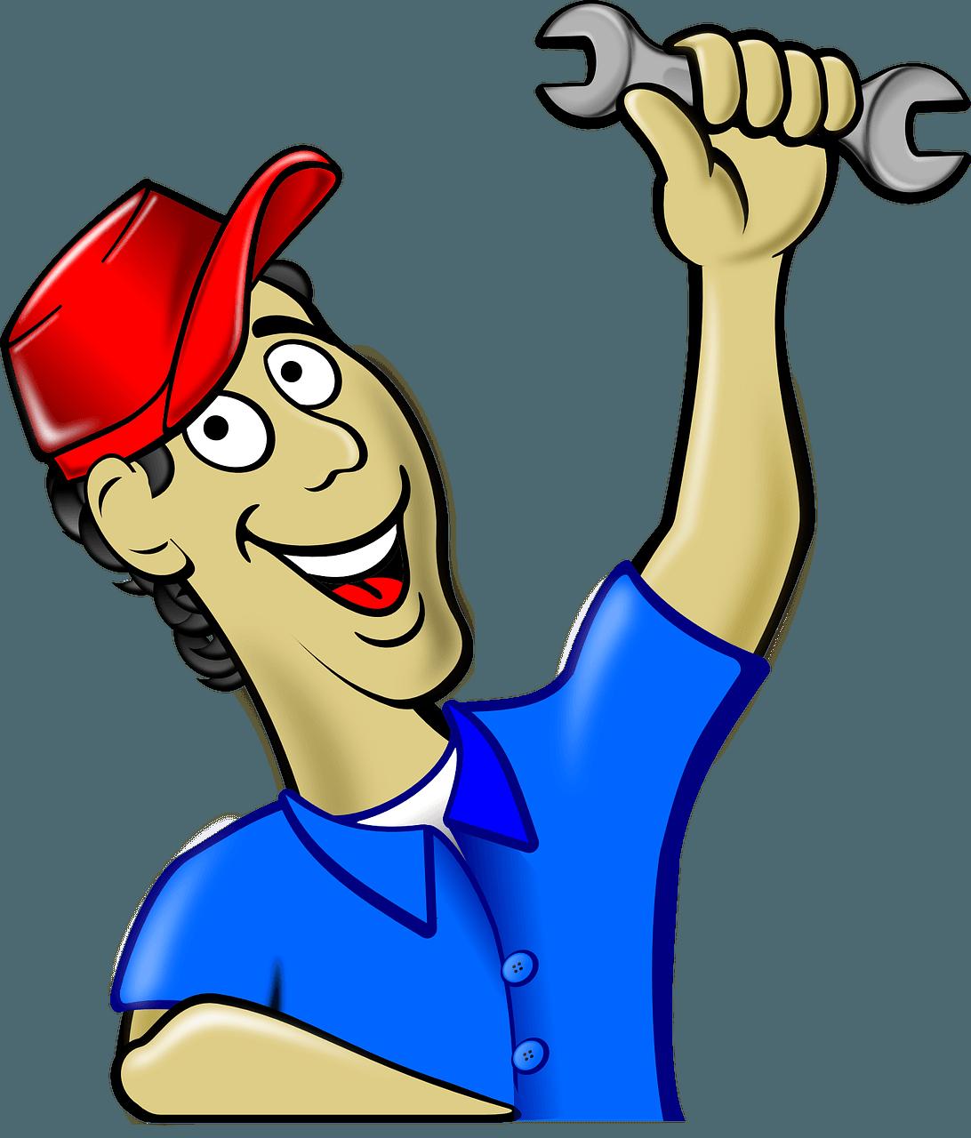 plumber, repair, mechanic