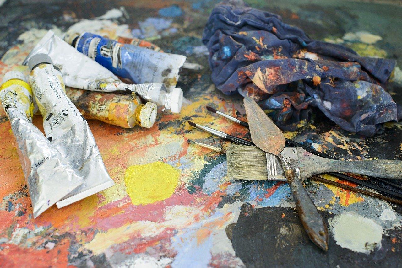 painter, paint, artist